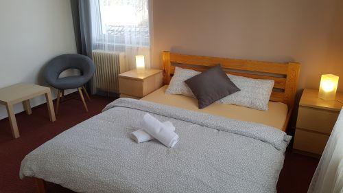 Hotel - pokoj