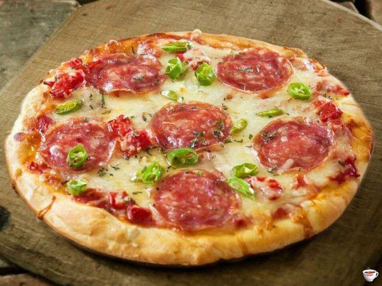 V květnu máme akci 1+1 pizza zdarma