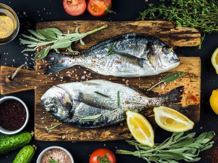Víkend rybích specialit
